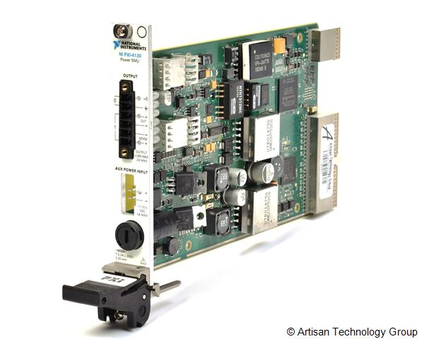 National Instruments PXI-4130 Programmable, High-Power Source Measure Unit (SMU)