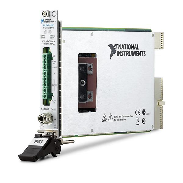 National Instruments PXI-4132 Programmable, High-Power Source Measure Unit (SMU)