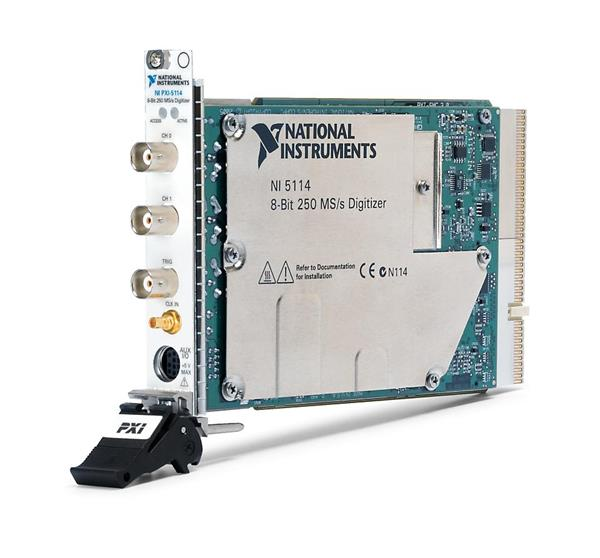 National Instruments PXI-5114 250 MS/s, 8-Bit Oscilloscope/Digitizer