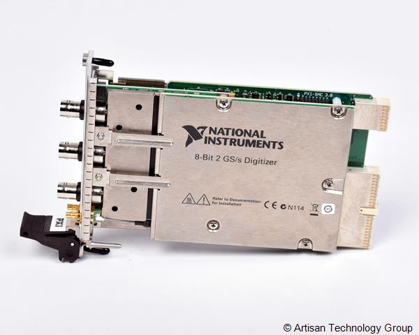 National Instruments PXI-5153 500 MHz, 2 GS/s, 8-Bit PXI Oscilloscope