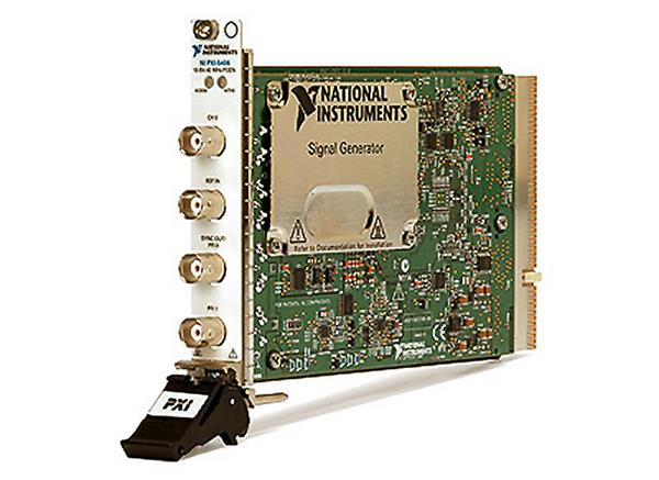 National Instruments PXI-5406 16-Bit 40 MHz Arbitrary Function Generator