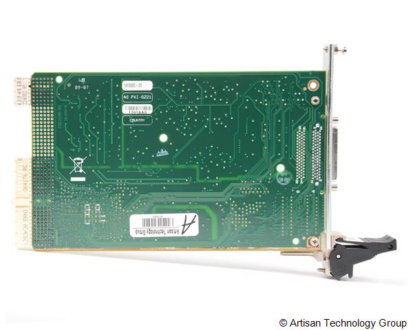 National Instruments PXI-6221 M Series Multifunction Data Acquisition Module