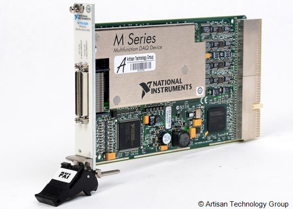 National Instruments PXI-6289 M Series PXI Multifunction I/O Module