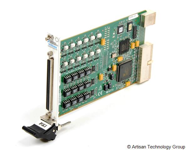 National Instruments PXI-6528 Digital Input / Output Module