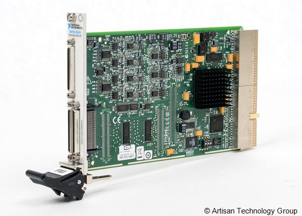 National Instruments PXI-7831R Multifunction Intelligent DAQ Module