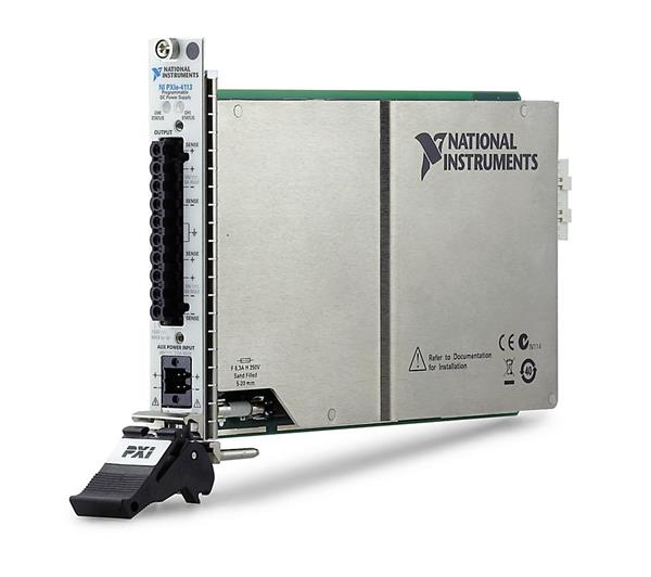 National Instruments PXIe-4154 Programmable Power Supply
