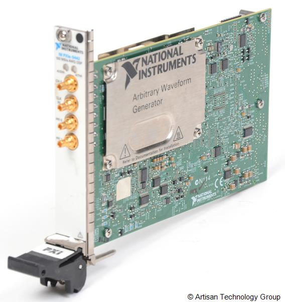 National Instruments PXIe-5442 Analog Daughtercard