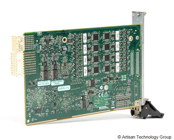 National Instruments PXIe-6368 X Series Data Acquisition Card