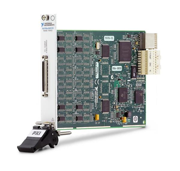 National Instruments PXIe-8431/8 RS-485/RS-422 8-Channel Serial Interface Card