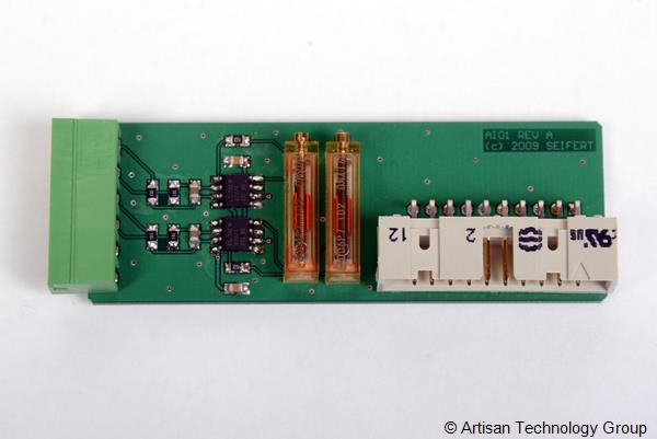 National Instruments SCC-AI01 2-Channel Analog Input Module