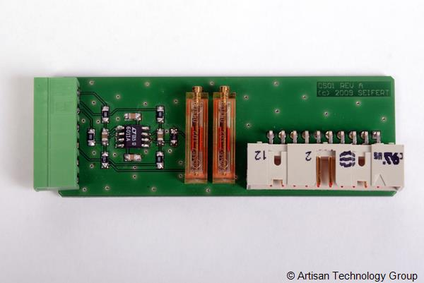 National Instruments SCC-CS01 / SCC-CS Feed Through Component Board
