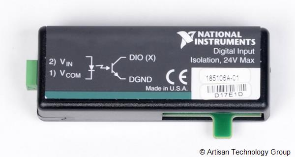 National Instruments SCC-DI01 / SCC-DI Optically Isolated Digital Input