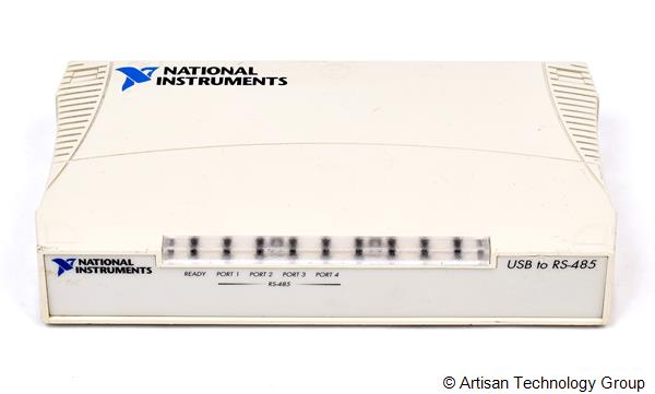 National Instruments USB-485/4 4-Port Serial Instrument Control Interface for USB