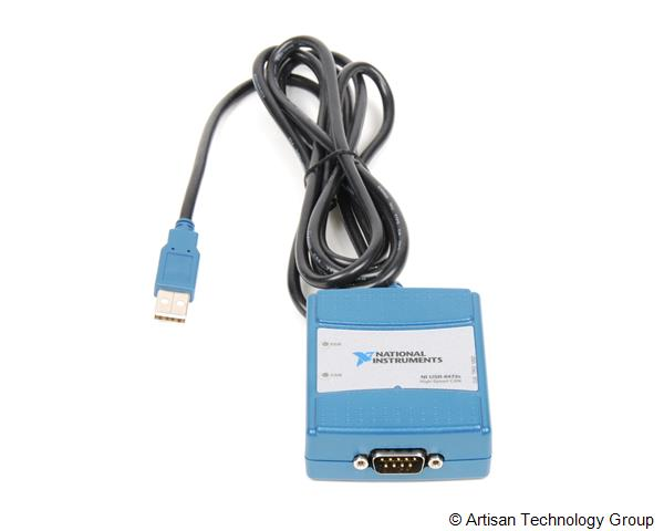 National Instruments USB-8470 Series 1-Port USB CAN and LIN Interfaces