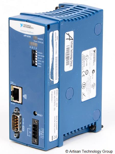 National Instruments cFP-2210 Compact FieldPoint Real-Time Controller