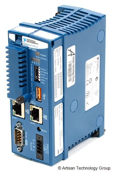 National Instruments cFP-2220 Compact FieldPoint Real-Time Controller