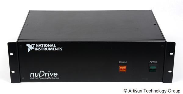 National Instruments / nuLogic 4CF-001 nuDrive Power Amplifier