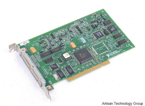 National Instruments PCI-1200 Multifunctional I/O Board