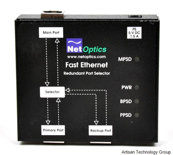 Net Optics NET-240 Fast Ethernet Redundant Port Selector