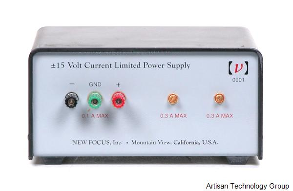Newport / New Focus 0901 Current-Limited Power Supply