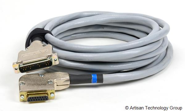Newport 15-Pin D-Sub Female Right-Angle to 25-Pin D-Sub Male with 16 Pins Loaded Straight Cable