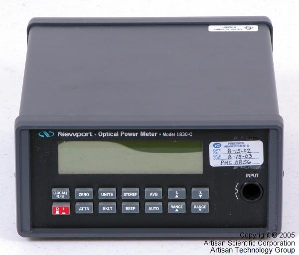 Newport Digital Meter : Artisan technology group view image