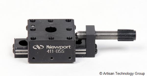 Newport 411-05S Miniature Ball Bearing Linear Stage