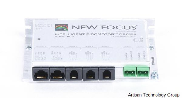 Newport / New Focus 8753 Intelligent Picomotor Driver