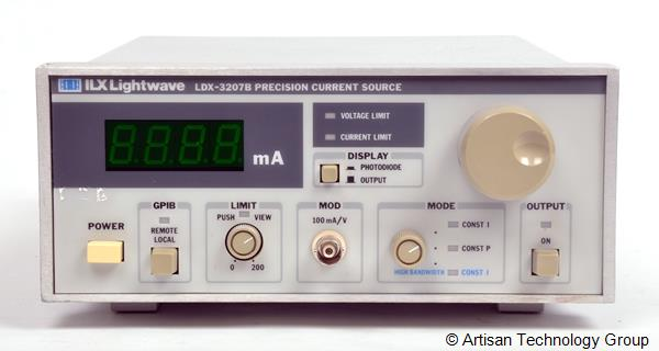 Newport / ILX Lightwave LDX-3207B Precision Current Source