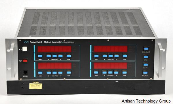 Newport MM3000-OPT 2-Axis Motion Controller / Driver