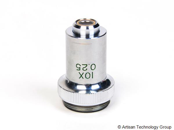 10x 0.25 Microscope Objective