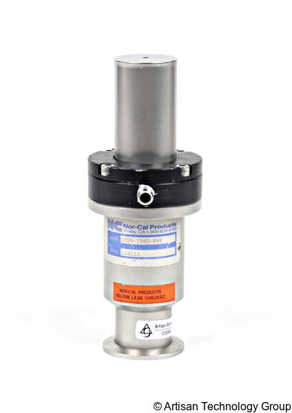 Nor-Cal Pneumatic Angle Valves
