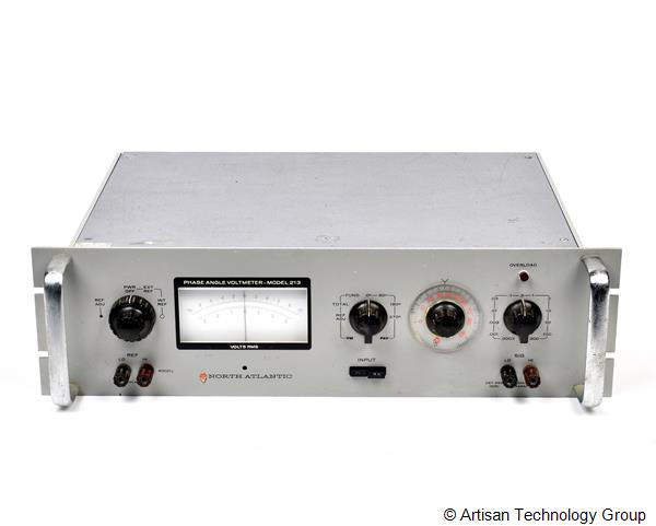 North Atlantic 213C-2111 Phase Angle Voltmeter