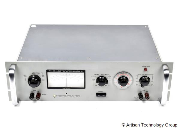North Atlantic 213C Phase Angle Voltmeter