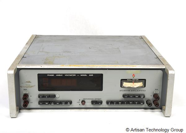 North Atlantic 225 Phase Angle Voltmeter