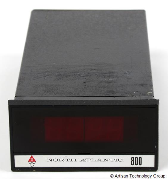 North Atlantic 800-F01 Synchro/Resolver Panel Meter
