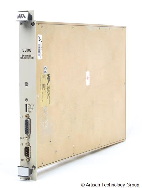 North Atlantic VXI-5388-S3420 Synchro / Resolver Processor