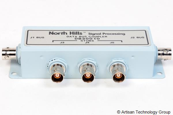 DDC / North Hills DB30010 Box-Type, Multi-Stub Data Bus Coupler