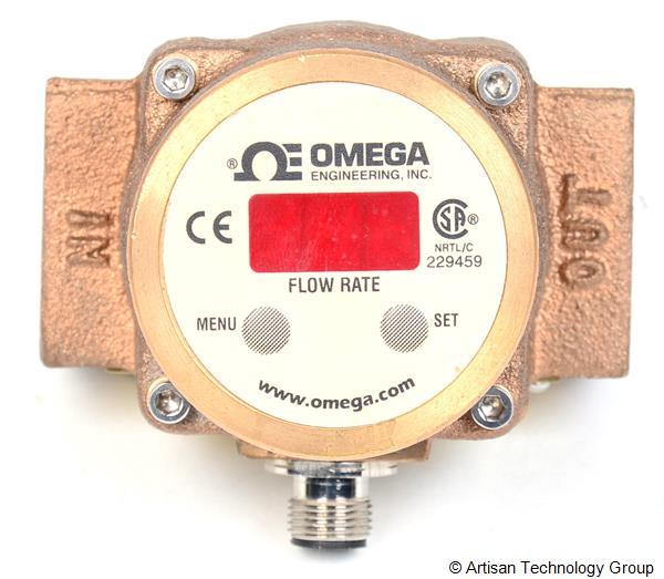 OMEGA FV102 Vortex Shedding Flow Meter