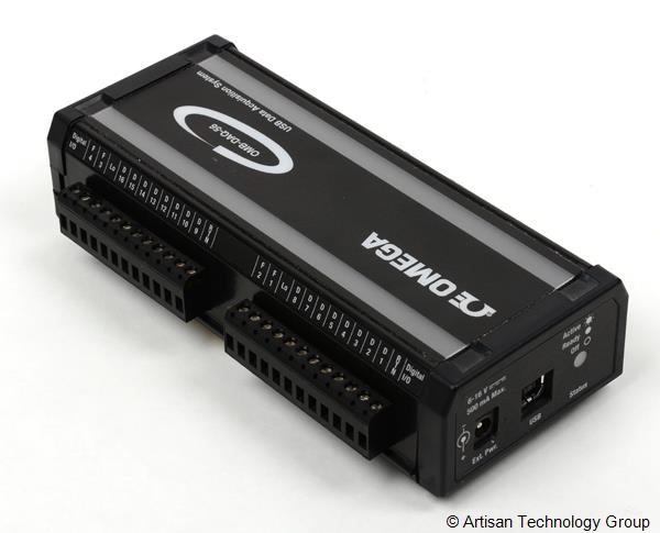 OMEGA OMB-DAQ Series Personal DAQ USB Data Acquisition Modules