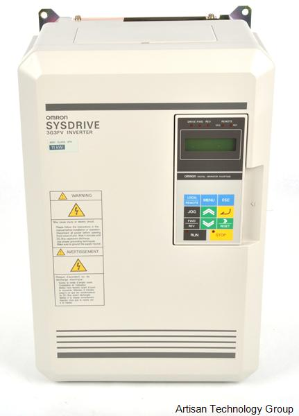 OMRON 3G3FV-A4110-CUE SYSDRIVE Inverter