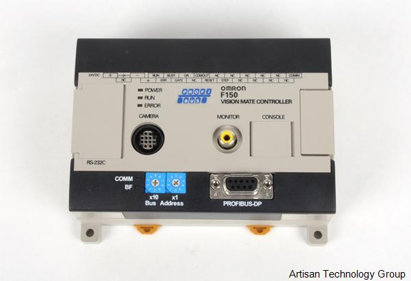 OMRON F150-C15E-3-PRT Vision Controller with PROFIBUS-DP