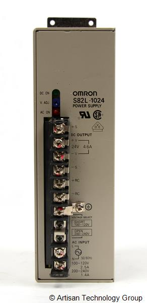 OMRON S82L Series Switching Power Supplies