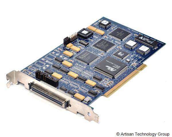 OMS Motion PCIx-002 Intelligent Motion Controller Card