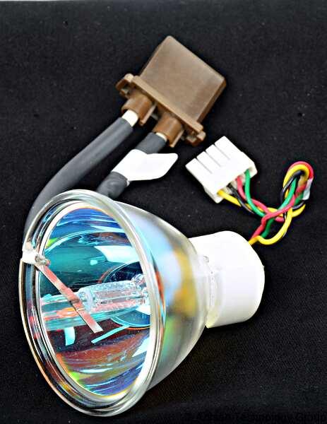 Exfo 012-64000 200-Watt Mercury Arc for Standard Cure with Intelli-Lamp Technology