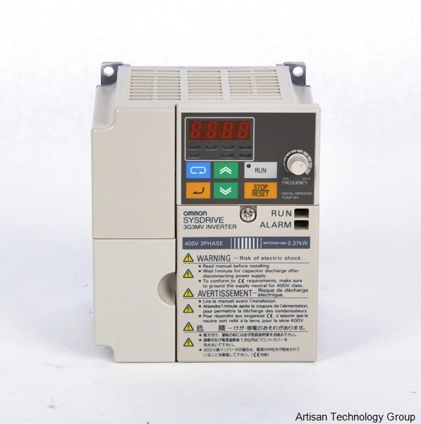 Omron Yaskawa 3g3mv A4002 In Stock We Buy Sell Repair