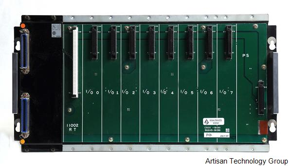 OMRON C500-BI081 8-Slot Backplane