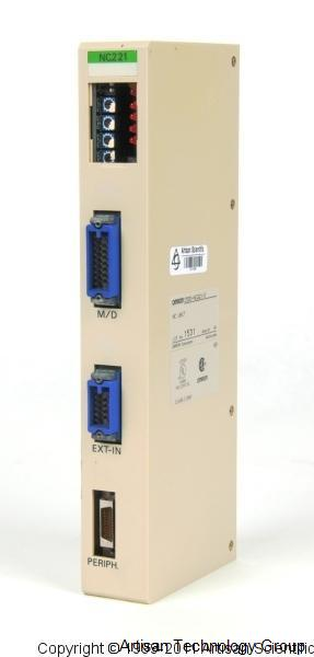 OMRON C500 Programmable Controller