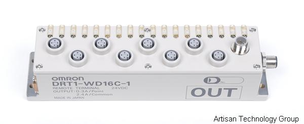 OMRON DRT1-WD16C-1 Remote Terminal