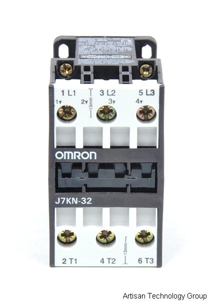 OMRON J7KN-22-10 230 Motor Contactor